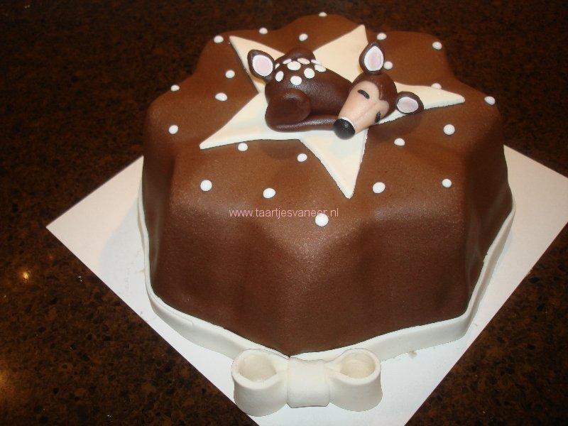 chocoladetaartje